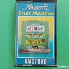 Videojuegos y Consolas: FRUIT MACHINE AMSOFT AMSTRAD CPC 464 472 664 6128. Lote 111142519