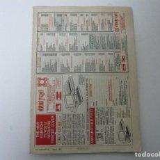 Videojuegos y Consolas: YOUR AMSTRAD PCW - MARZO 1988 - REVISTA PARA AMSTRAD PCW / EN INGLÉS / RETRO / FALTA PORTADA. Lote 111400307