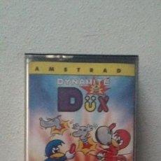 Videojuegos y Consolas: DYNAMITE DUX AMSTRAD . Lote 112723107