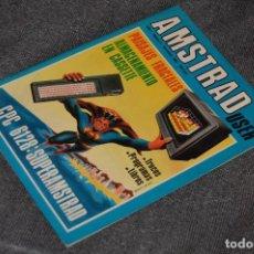 Videojuegos y Consolas: VINTAGE - Nº 2 DE LA REVISTA AMSTRAD USER DE NOVIEMBRE 1985 - EN ESTADO PERFECTO - HAZME UNA OFERTA. Lote 113206735