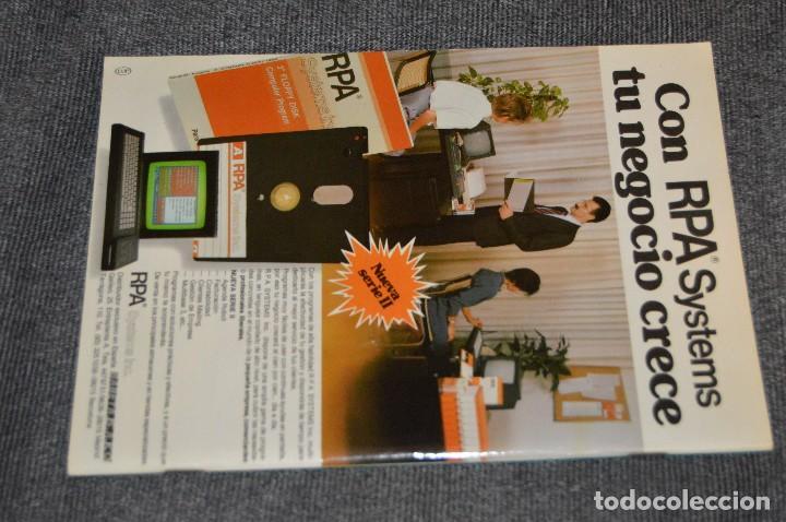 Videojuegos y Consolas: VINTAGE - Nº 2 DE LA REVISTA AMSTRAD USER DE NOVIEMBRE 1985 - EN ESTADO PERFECTO - HAZME UNA OFERTA - Foto 3 - 113206735