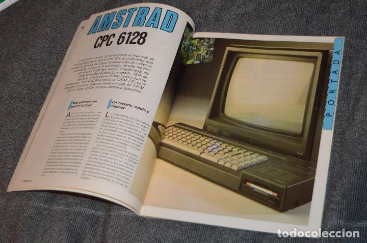 Videojuegos y Consolas: VINTAGE - Nº 2 DE LA REVISTA AMSTRAD USER DE NOVIEMBRE 1985 - EN ESTADO PERFECTO - HAZME UNA OFERTA - Foto 6 - 113206735