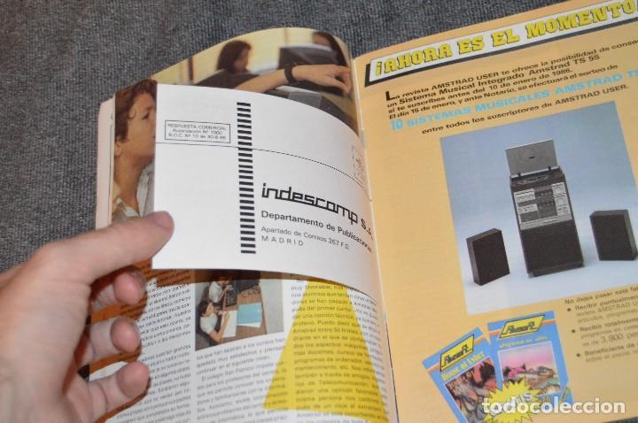 Videojuegos y Consolas: VINTAGE - Nº 2 DE LA REVISTA AMSTRAD USER DE NOVIEMBRE 1985 - EN ESTADO PERFECTO - HAZME UNA OFERTA - Foto 9 - 113206735