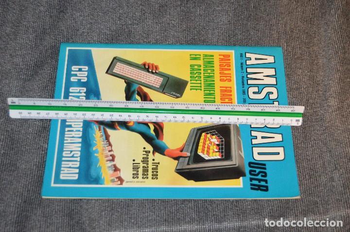 Videojuegos y Consolas: VINTAGE - Nº 2 DE LA REVISTA AMSTRAD USER DE NOVIEMBRE 1985 - EN ESTADO PERFECTO - HAZME UNA OFERTA - Foto 13 - 113206735