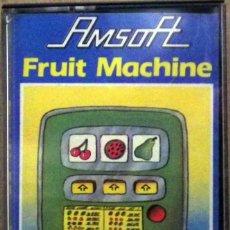 Videojuegos y Consolas: FRUIT MACHINE - AMSOFT PARA AMSTRAD.. Lote 114829931
