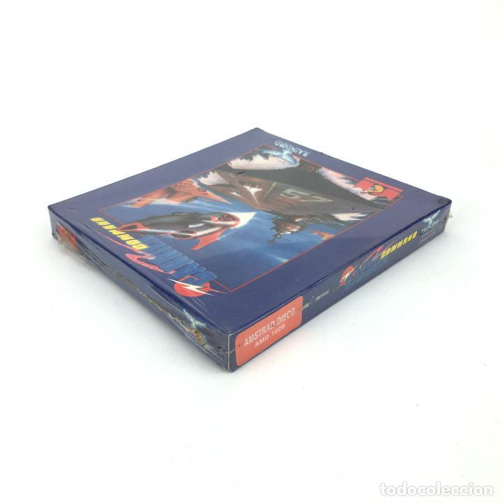 Videojuegos y Consolas: CARRIER COMMAND PRECINTADO MCM ESPAÑA RAINBIRD 1990 JUEGO NUEVO DISK DISKETTE AMSTRAD CPC 6128 DISCO - Foto 3 - 115344403