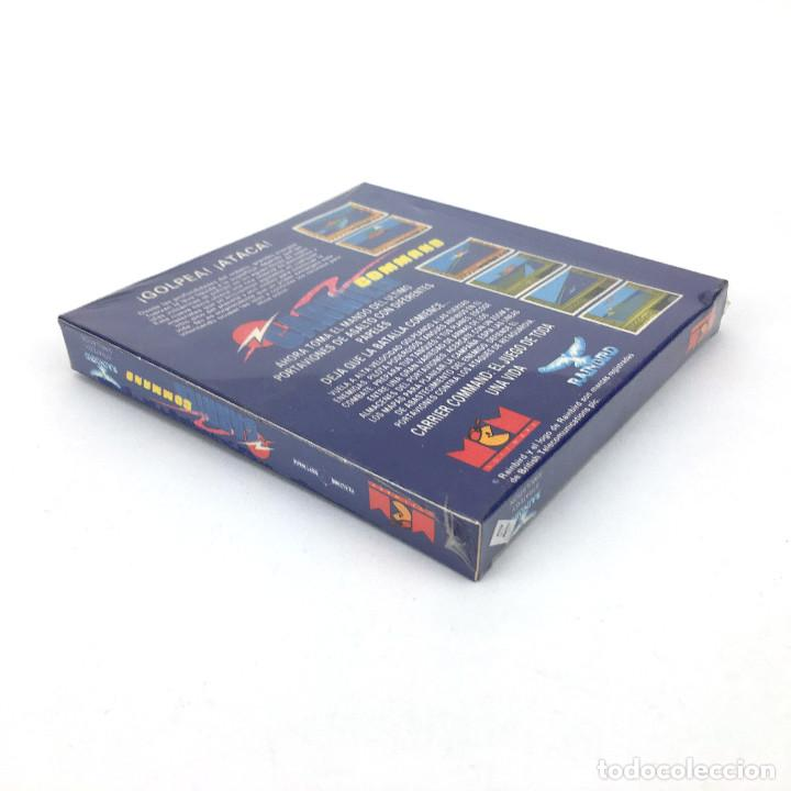 Videojuegos y Consolas: CARRIER COMMAND PRECINTADO MCM ESPAÑA RAINBIRD 1990 JUEGO NUEVO DISK DISKETTE AMSTRAD CPC 6128 DISCO - Foto 4 - 115344403