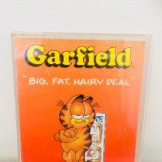 Videojuegos y Consolas: GARFIELD AMSTRAD DISCO. Lote 118564807