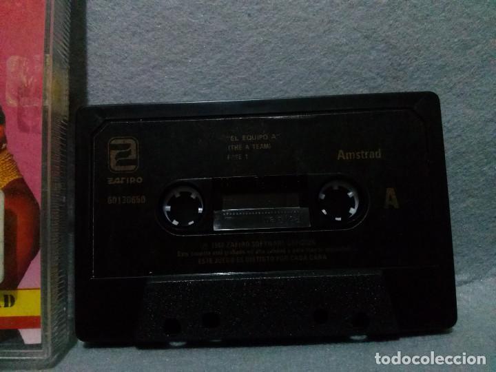 Videojuegos y Consolas: JUEGO PARA AMSTRAD - EL EQUIPO A 1988 - COMPLETO...Version Cassette. - Foto 2 - 118744195
