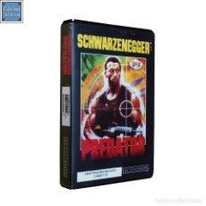 Videojuegos y Consolas: PREDATOR / JUEGO AMSTRAD CPC CINTA / ESPAÑOL / ACTIVISION 1988. Lote 149545416