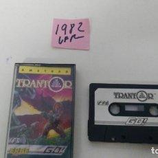 Videojuegos y Consolas: JUEGO PARA AMSTRAD TRANTOR. Lote 121129535