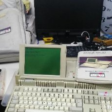 Videojuegos y Consolas: ANTIGUO ORDENADOR AMSTRAD PPC 512 ORDENADOR PORTATIL. Lote 180335436