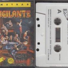 Videogiochi e Consoli: VIGILANTE VIDEOJUEGO CASSETTE AMSTRAD 1989 ERBE. Lote 121795191