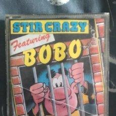 Videojuegos y Consolas: ANTIGUO JUEGO AMSTRAD STIR CRAZY FEATURING BOBO INFOGAMES. Lote 122574771