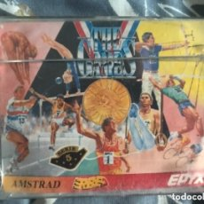 Videojuegos y Consolas: ANTIGUO JUEGO AMSTRAD THE GAMES SUMMER EDITION JUEGOS OLÍMPICOS ERBE EPYX. Lote 122575903