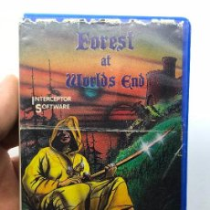 Videojuegos y Consolas: FOREST AT WORLD ENDS AMSTRAD CPC 464. Lote 125122447