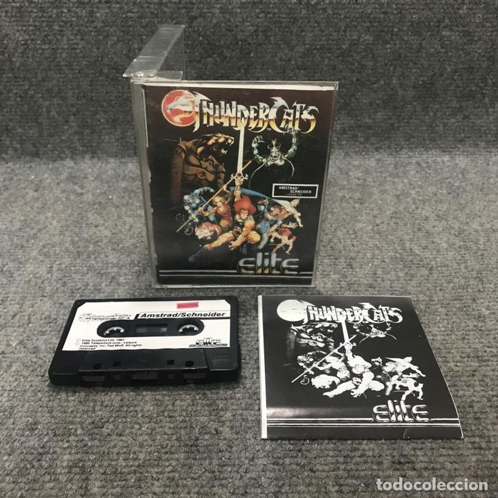 THUNDERCATS AMSTRAD CPC 464 (Juguetes - Videojuegos y Consolas - Amstrad)