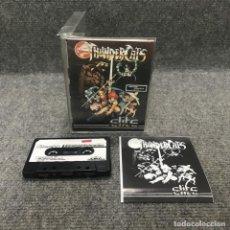 Videojuegos y Consolas: THUNDERCATS AMSTRAD CPC 464. Lote 125248176