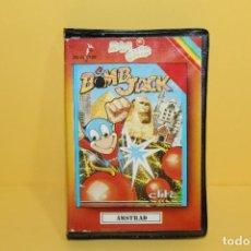 Videojuegos y Consolas: ANTIGUO JUEGO AMSTRAD BOMB JACK ELITE - AÑOS 80. Lote 126090119