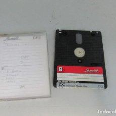 Videojuegos y Consolas: DISCO AMSTRAD - DESCONOZCO EL CONTENIDO. Lote 127532207