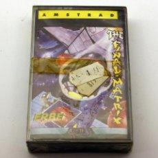 Videojuegos y Consolas: AMSTRAD - THE FINAL MATRIX - GREMLIN - ERBE - 1987 - NUEVO Y PRECINTADO. Lote 129091991