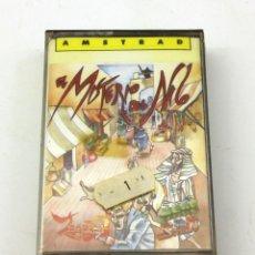Videojuegos y Consolas: AMSTRAD - EL MISTERIO DEL NILO - ZIGURAT - 1987 - NUEVO Y PRECINTADO. Lote 129092187