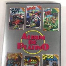 Videojuegos y Consolas: JUEGOS AMSTRAD. Lote 129234056