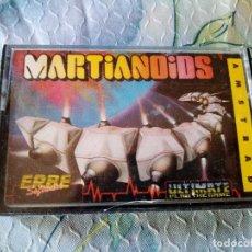 Videojuegos y Consolas: JUEGO AMSTRAD MARTIANOIDS. Lote 129265583