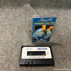 Videojuegos y Consolas: ALMIRANTE GRAF SPEE AMSTRAD CPC. Lote 129404136
