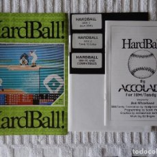 Videojuegos y Consolas: JUEGO PARA PC IBM 5 1/4 5,25 - HARDBALL PC1512/IBM PC PC IBM 5 1/4 5,25. Lote 130110207