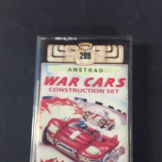 Videojuegos y Consolas: JUEGO AMSTRAD WAR CARS. Lote 130507351