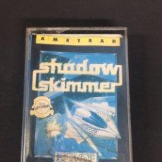 Videojuegos y Consolas: JUEGO AMSTRAD SHADOW SKIMMER. Lote 130508890