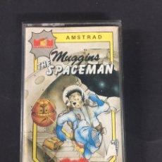 Videojuegos y Consolas: JUEGO AMSTRAD THE MUGGINS SPACEMAN. Lote 130510756