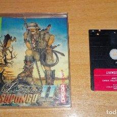 Videojuegos y Consolas: JUEGO AMSTRAD LIVINGSTONE SUPONGO II - COMPLETO EDICION ESPAÑOLA. Lote 130607402