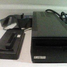 Videojuegos y Consolas: DISQUETERA EXTERNA AMSTRAD DDI-1 E INTERFAZ. Lote 130734859