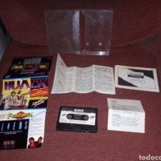 Videojuegos y Consolas: HIJACK EN CAJA GRANDE COMPLETO PARA AMSTRAD. Lote 130934613
