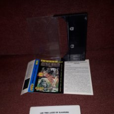 Videojuegos y Consolas: LAS TRES LUCES DE GLAURUNG DE ERBE PARA AMSTRAD. Lote 130935601