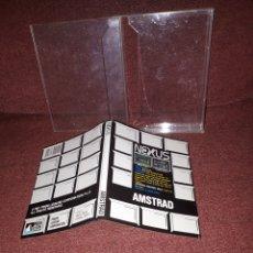 Videojuegos y Consolas: NEXUS AMSTRAD DIFÍCIL VERSION. Lote 130936092