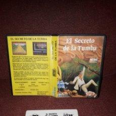 Videojuegos y Consolas: EL SECRETO DE LA TUMBA DE SCHNEIDER PARA AMSTRAD LORICIELS. Lote 130937319