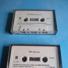 Videojuegos y Consolas: JUEGOS AMSTRAD AÑOS 80. Lote 132535466