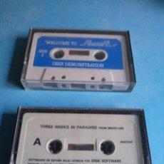 Videojuegos y Consolas: JUEGOS AMSTRAD AÑOS 80. Lote 132535646