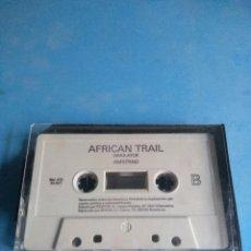 Videojuegos y Consolas: JUEGO AMSTRAD ,AFRICAN TRAILER SIMULADOR AÑO 1990. Lote 132536170