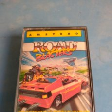 Videojuegos y Consolas: JUEGO AMSTRAD, ROAD BLASTERS AÑO 1988. Lote 132547925