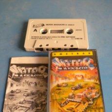 Videojuegos y Consolas: JUEGO AMSTRAD, MOTOR MASSACRE AÑO 1988. Lote 132549143