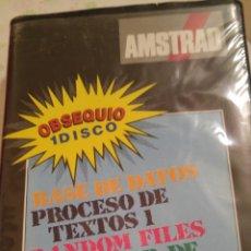 Videojuegos y Consolas: AMSTRAD CPC 464 DISKETTE. Lote 133058562