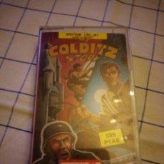 Videojuegos y Consolas: JUEGO COLDITZ STORY ,AMSTRAD CASSETTE.. Lote 133698578