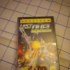 Videojuegos y Consolas: JUEGO LAST DUEL, AMSTRAD CASSETTE.. Lote 133698766