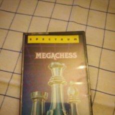 Videojuegos y Consolas: JUEGO MEGACHESS, SEPCTRUM. AMSTRAD CASSETTE.. Lote 133708410