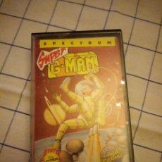 Videojuegos y Consolas: JUEGO SUPER G MAN, SEPCTRUM. AMSTRAD CASSETTE.. Lote 133713930