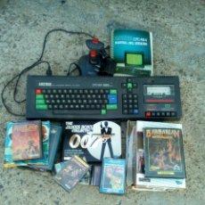 Videojuegos y Consolas: ORDENADOR AMSTRAD CPC 464.. Lote 133724534
